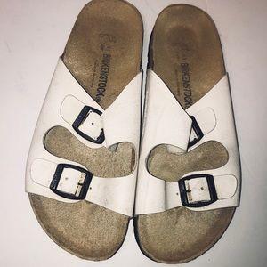 Birkenstock Arizona Soft Footbed Leather Sandal